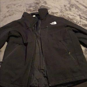 North Face Men's Large Winter Jacket!